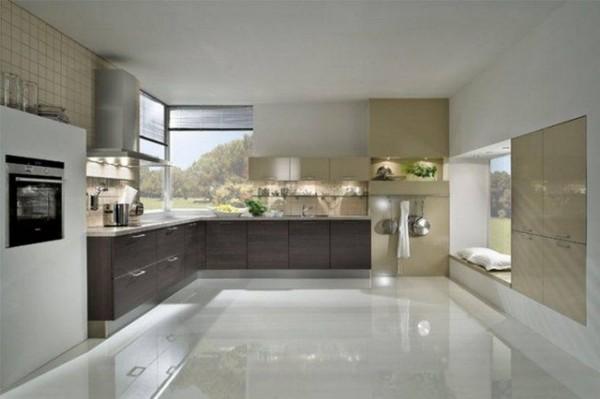 жидкий линолеум на кухне фото