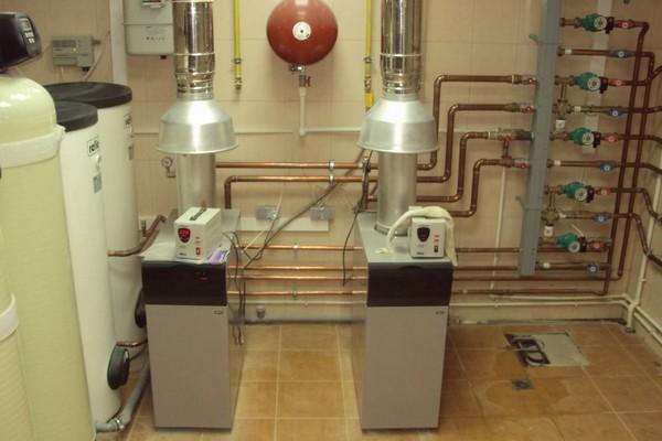 газовая котельная в частном доме фото