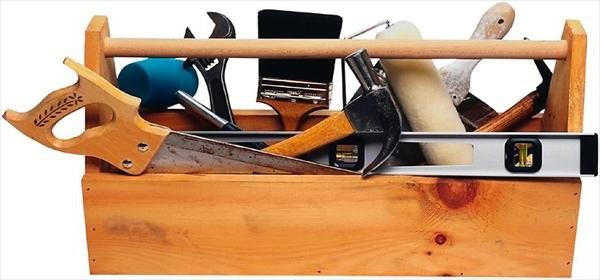 Строительный инструмент своими руками