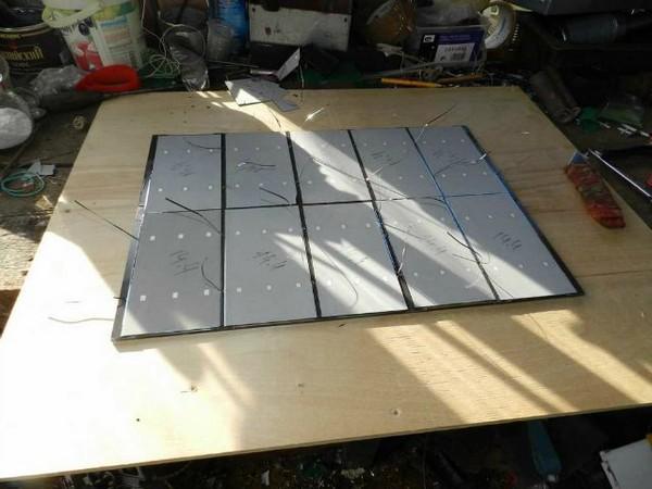 панели солнечных батарей фото