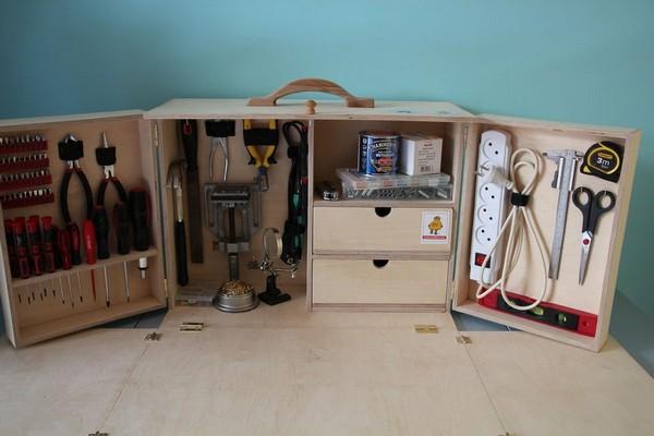 ящик для хранения инструментов фото
