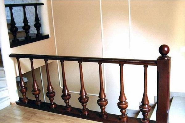 Деревянные балясины для лестниц своими руками 4
