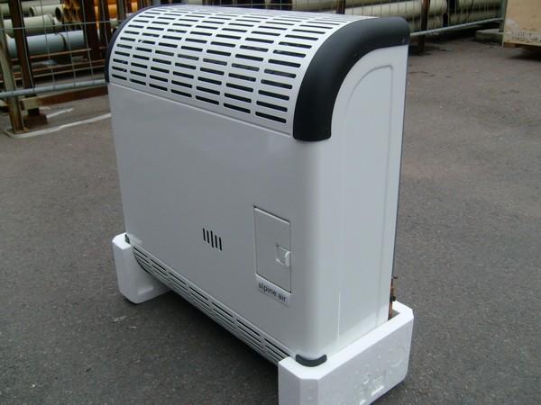 газовые конвекторы отопления фото
