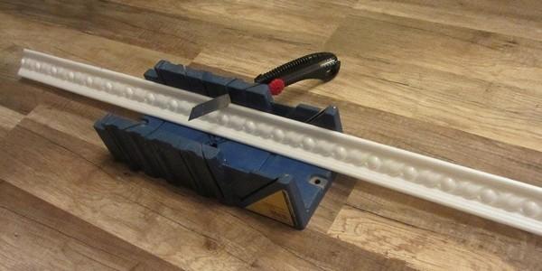 плинтус потолочный пенопластовый фото