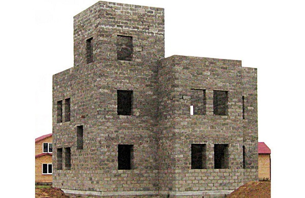 дом из опилкобетона своими руками фото