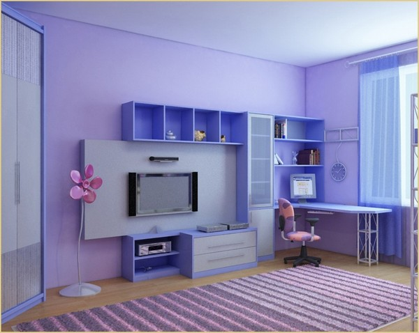 Фото дизайн мебели для детской комнаты
