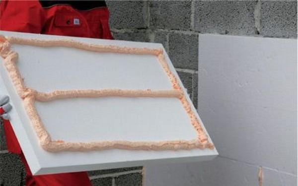 полиуретановый клей для пенопласта фото
