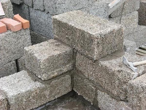 Цементно стружечные блоки своими руками