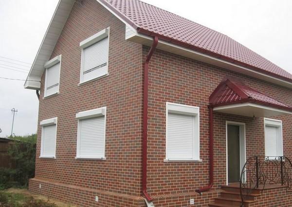фасадные термопанели для наружной отделки дома фото