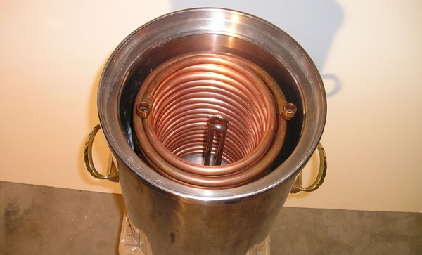 Теплообменник на газовый котел своими руками