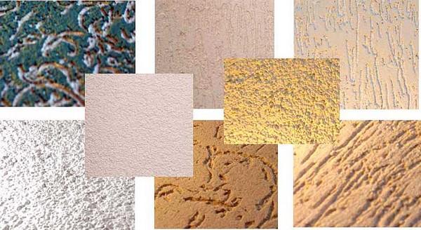 декоративная цементная штукатурка фото