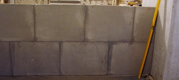 межкомнатные перегородки из пазогребневых плит фото