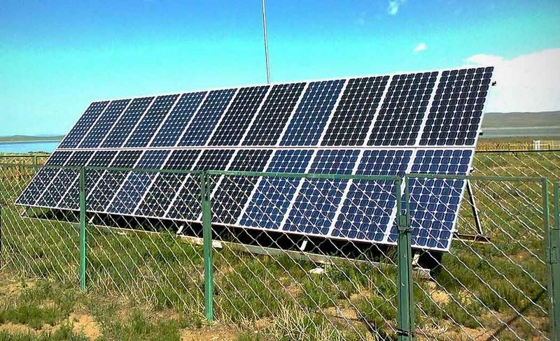солнечная электростанция для дома своими руками фото