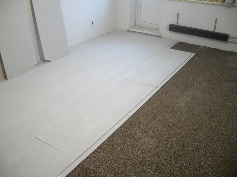 как сделать новый пол в квартире фото