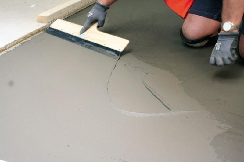 материалы для ремонта бетонного пола фото