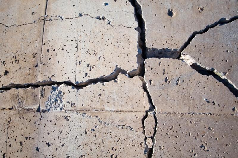 ремонт бетонного пола своими руками фото