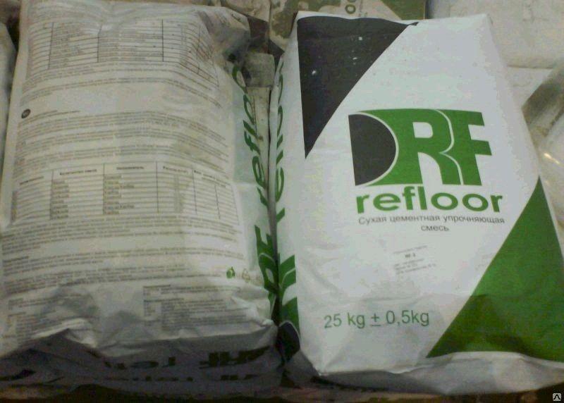 смеси для ремонта бетонного пола фото