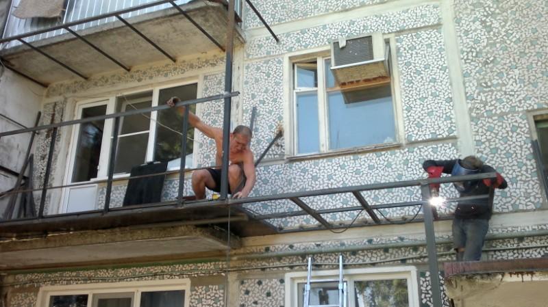 теплый балкон в хрущевке фото