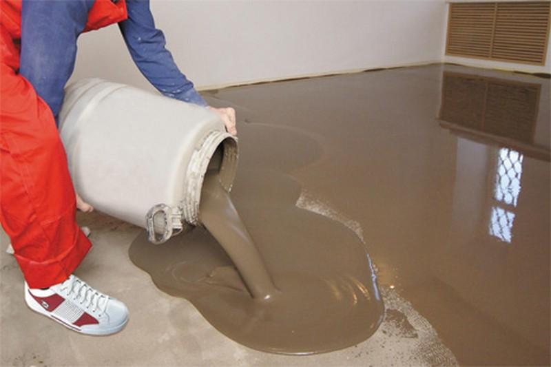 смеси для выравнивания бетонного пола фото