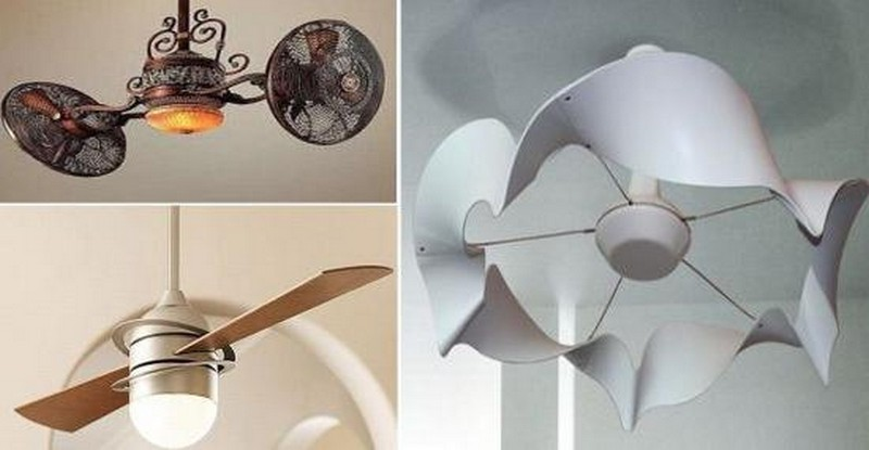 как сделать потолочный вентилятор своими руками фото