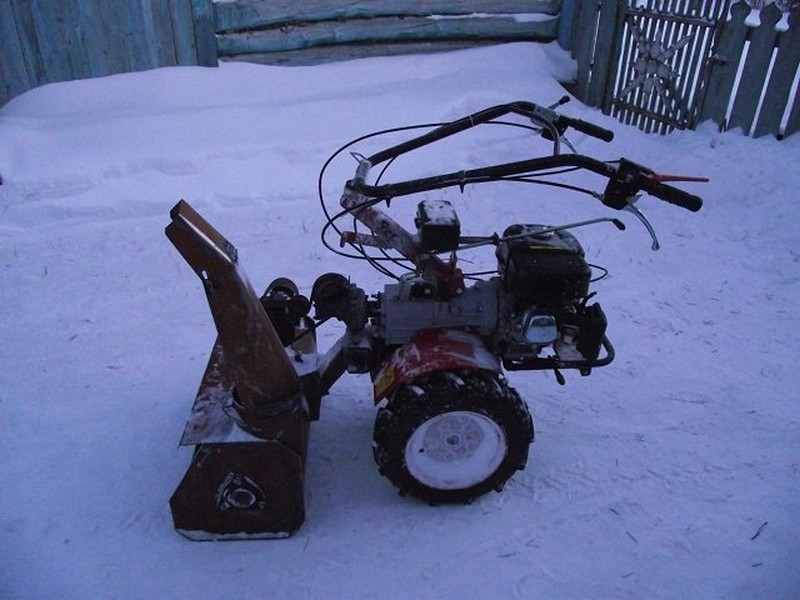 снегоуборщик на мотоблок своими руками фото