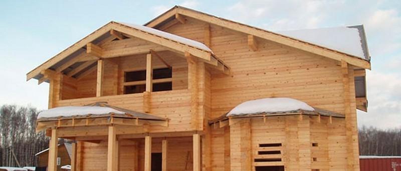 Как утеплить дом из бруса: особенности наружной и внутренней теплоизоляции