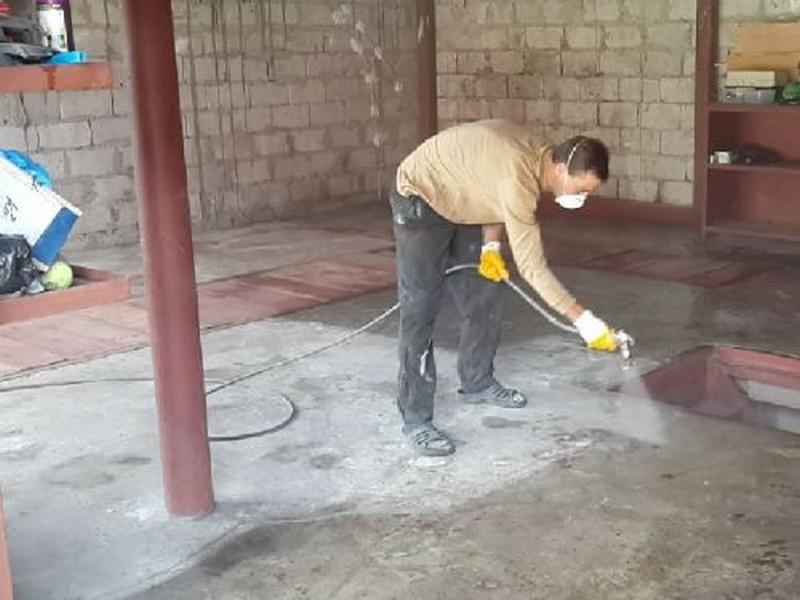 обеспыливающие пропитки для бетонных полов фото
