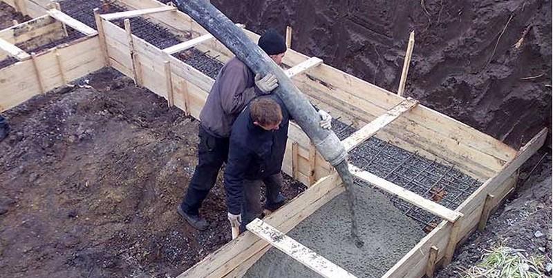 что такое фибра для бетона фото