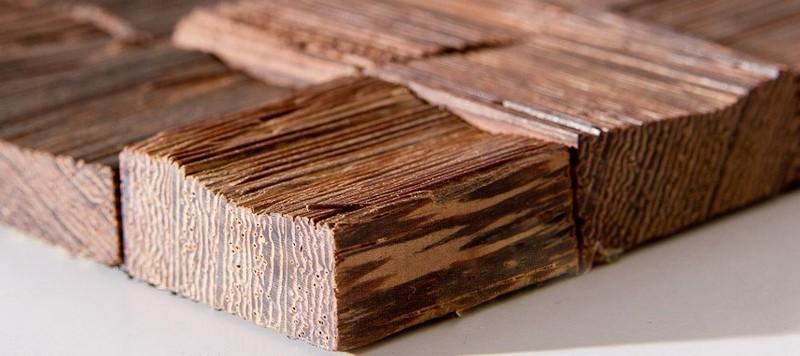 деревянная декоративная плитка фото