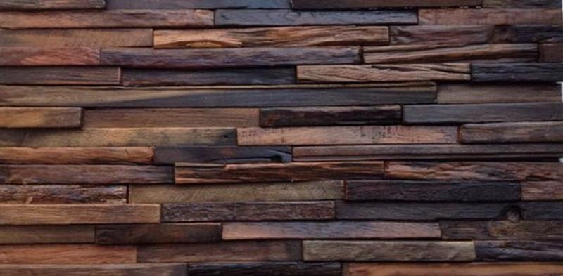 плитка из дерева своими руками фото