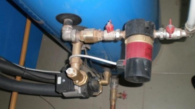 насос для горячего водоснабжения фото
