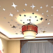 Декор потолка: варианты оформления