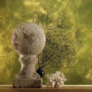 Отточенто: шелковистая декоративная штукатурка