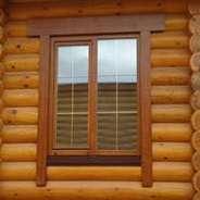 Окна со шпросами: идеально для загородных домов